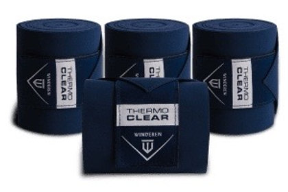 Thermo Clear stable bandages set of 4