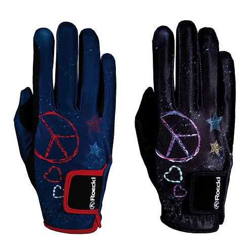 """Roeckl Gloves """"peace"""""""