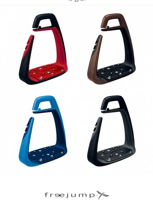 Freejump New Soft'Up Classic Colour Stirrups