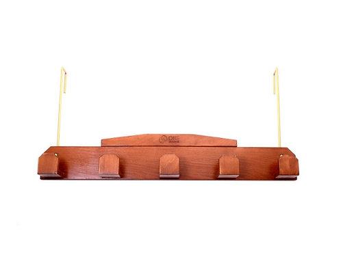 Teun van Riel luxury wooden bridle rack