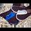 Thumbnail: Ikonic soft leather saddlepad