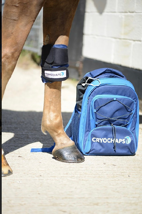 CRYOCHAPS knee Absolute Wrap Ice Boots - Pair