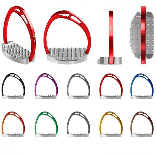 Equitaly Plus Force Stirrups