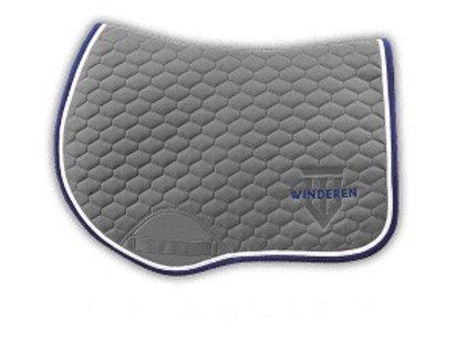 Winderen Saddle pad Jumping NanoSilver Line
