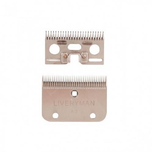 Liveryman A2 Clipper blades
