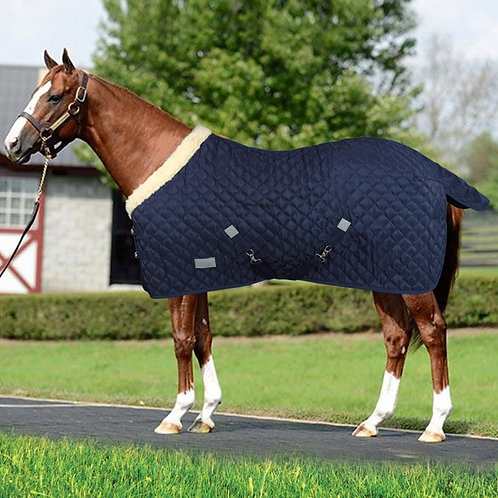 Horses Quazar Box Blanket 160gr