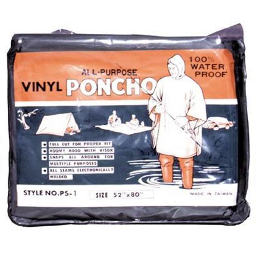Tosoni Waterproof Poncho