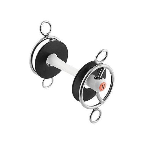 Nathe 3-ring bit 20 mm with sliding cheek