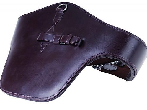 """M"" range Leather Stud Guard"