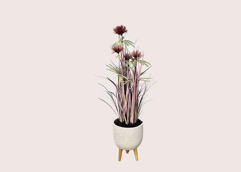 סט צמחייה מלאכותית - MIAMI