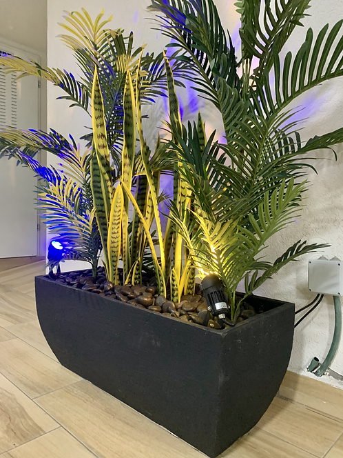 סט צמחייה מלאכותית - Washington