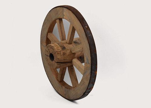 גלגל עתיק מהמזרח הרחוק