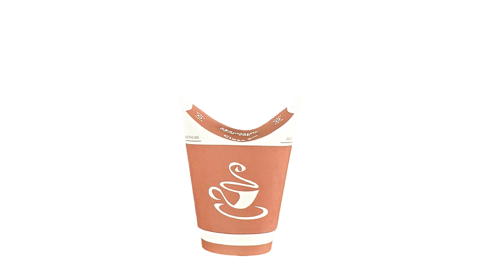 Double Wall Hot Cup 10oz/300ml