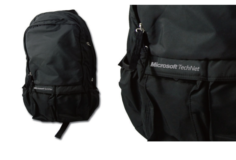 Gift & Premium - Backpack 02