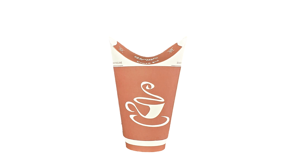 Double Wall Hot Cup 16oz/500ml