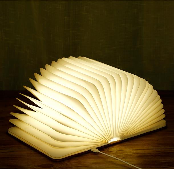 Foldable Booklamp