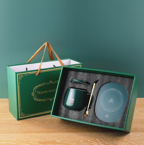 Gift Set (Mug with Mug Warmer)