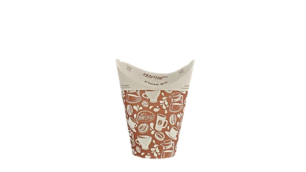 Single Wall Hot Cup 10oz/300ml