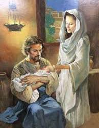 SAINTE FAMILLE DE JÉSUS, MARIE ET JOSEPH « A » 2019
