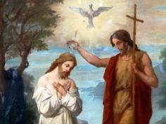 LE BAPTÊME DU SEIGNEUR « C » 2019