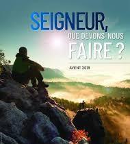 1er DIMANCHE DE L'AVENT « C » 2018