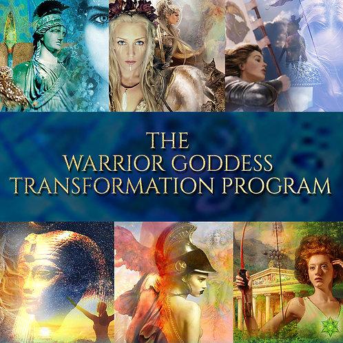 Warrior Goddess Transformation Program Live Round