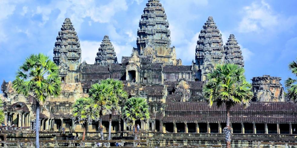 7 Nights - 8 Days  Workshop Retreat - Angkor Wat