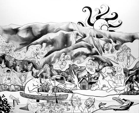 Third Panel