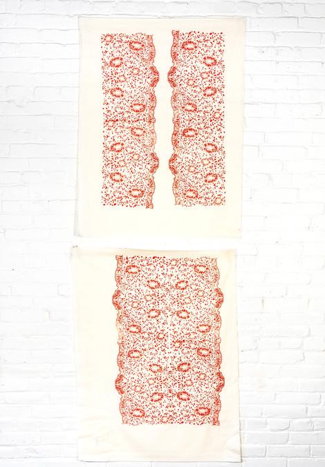Uterine Lining Textiles