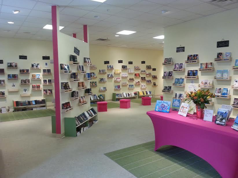 The beautiful store