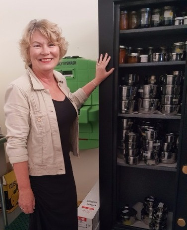 Karyn Wagner of First MC Processing and Tea House Collective took 3rd place at Emerald Cup