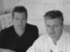 Robert Brunner et Jean-Daniel Carrard