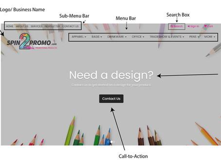 9 Essentials Every Website Homepage Needs