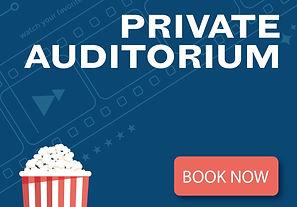 Private Screenings Private Auditorium