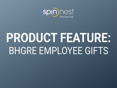 Product Feature: BHGRE Employee Gifts