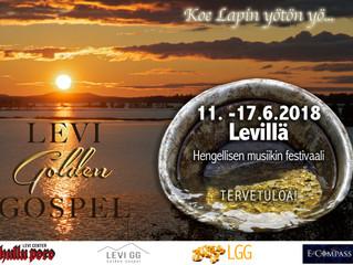 Levi Golden Gospel 11.-17.6.2018