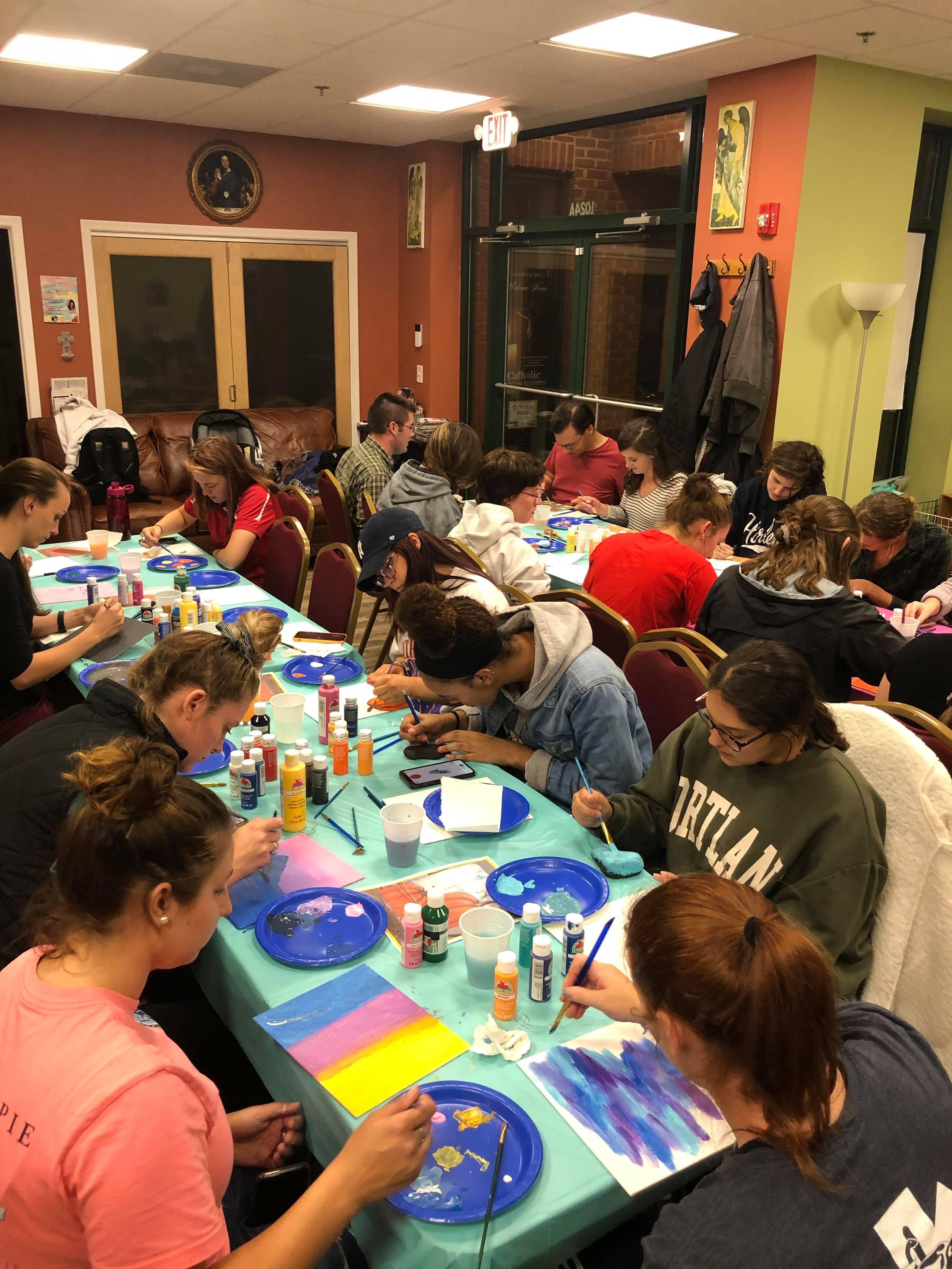 The Paint Night Crew