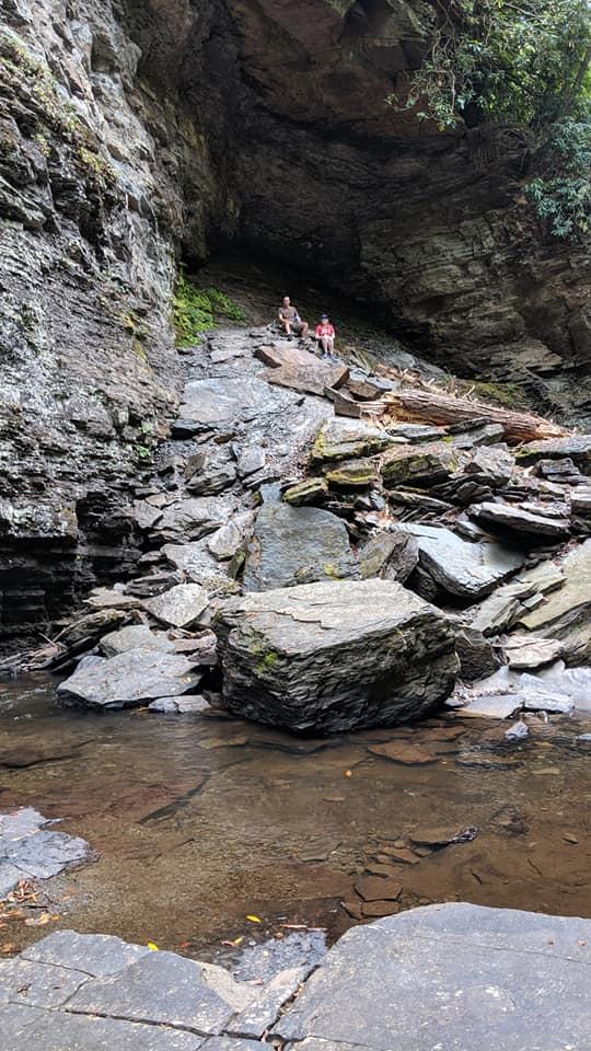 Cascades Fun!