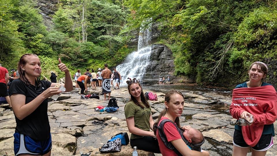 Cascades Hike