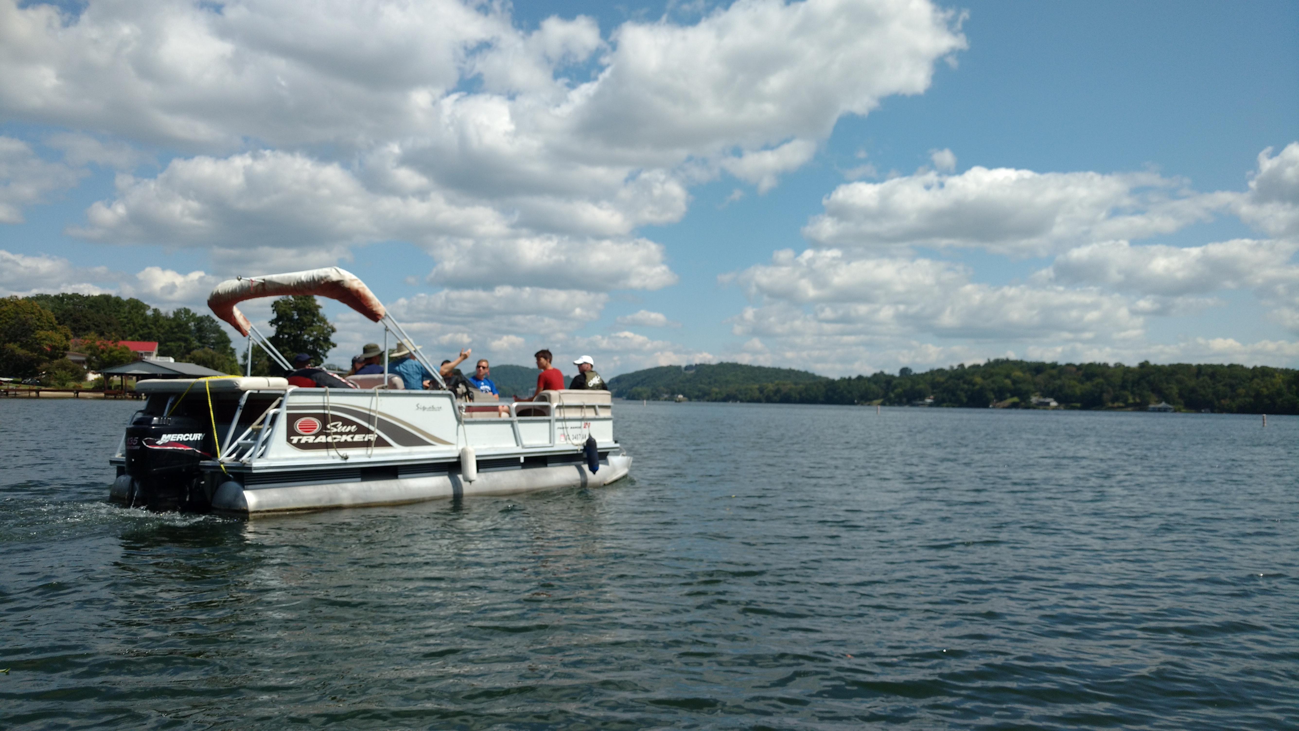 Claytor Lake Outing