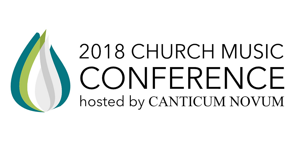 2018 Church Music Conference