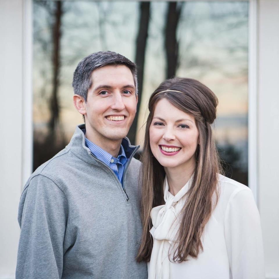 Adam and Meghan Morgan