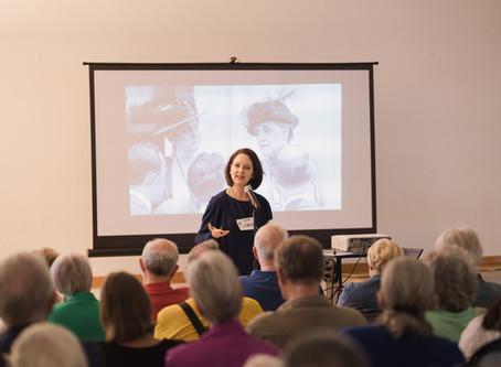 Living History with Leslie Goddard