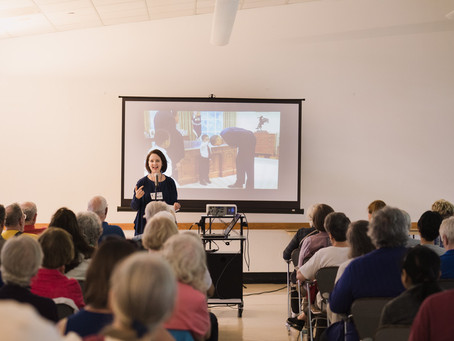 Leslie Goddard Shares Her List of History-Makers from Illinois