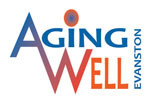2018 Evanston Aging Well Conference Logo