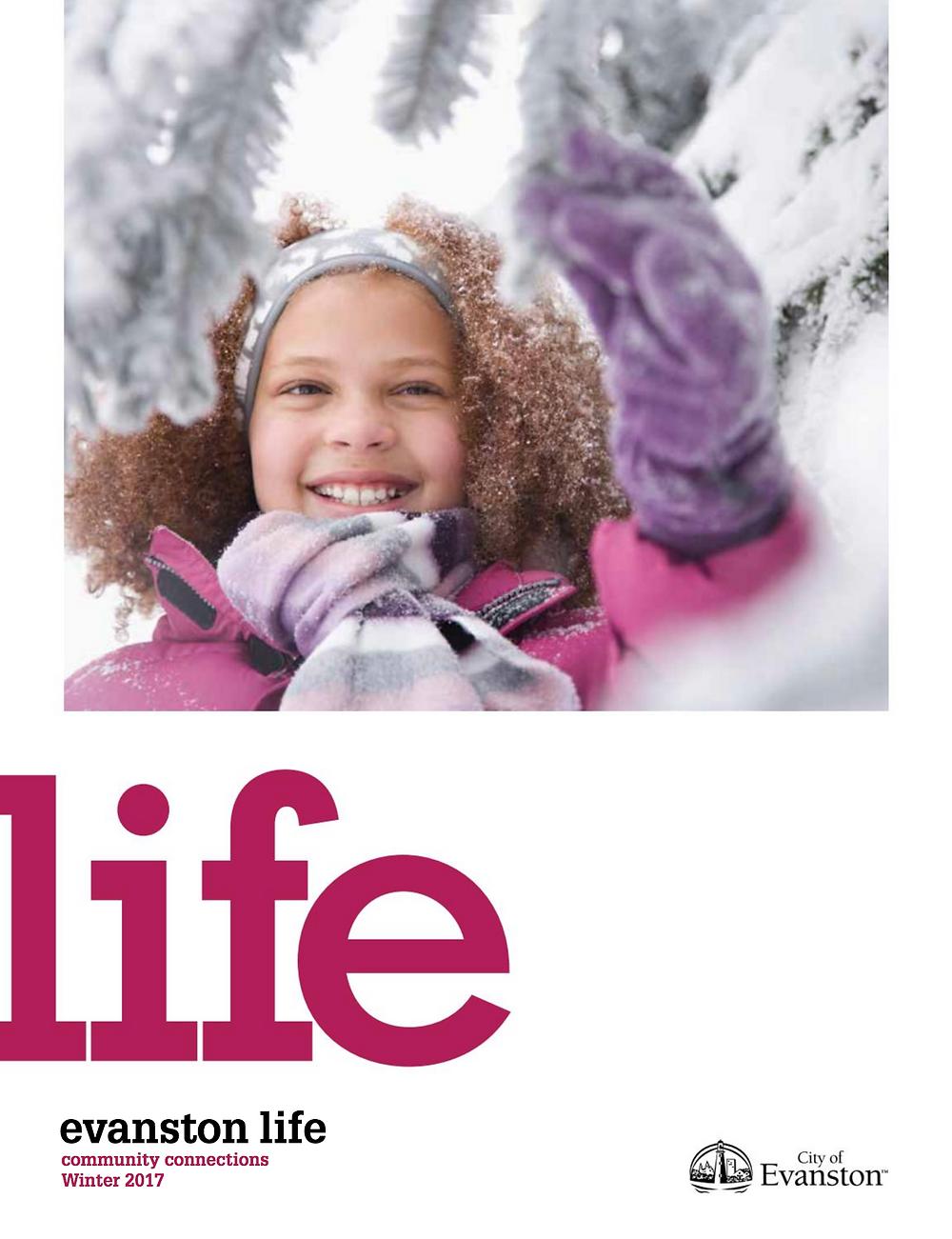 Evanston Life magazine