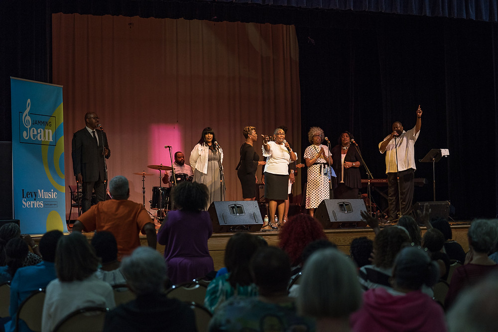 Heirs of Joy | Jamming Jean Concert | Levy Senior Center Foundation