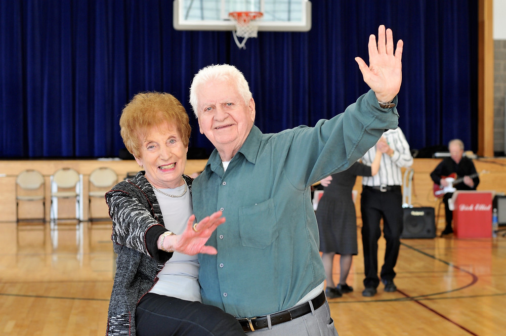 Ballroom Dance | Levy Senior Center Foundation
