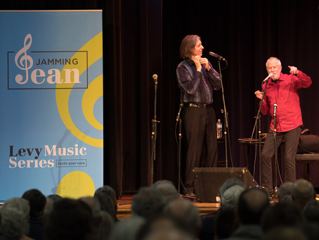 Photos from Jamming Jean Concert Series Featuring Corky Siegel & Howard Levy