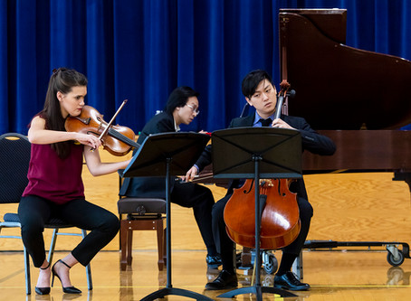 Classical Musicians Captivate with an Intriguing Program